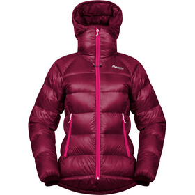 Bergans Slingsby Down Jacket Dame Beet Red/Raspberry